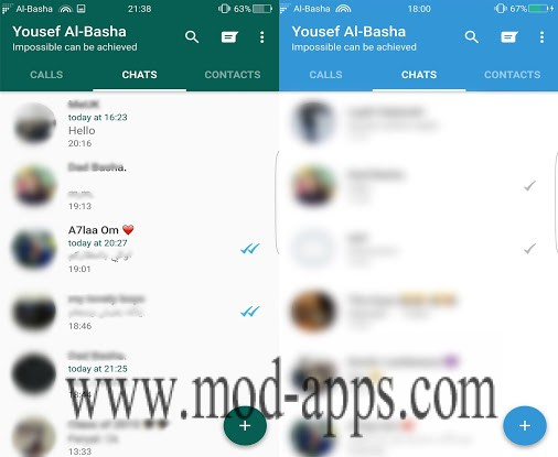 YoWhatsApp v4.00 apk download