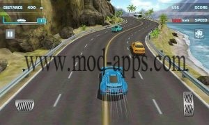 Turbo Car Racing 3D apk