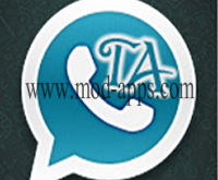 whatsapp plus Thai Brown 13.10 apk