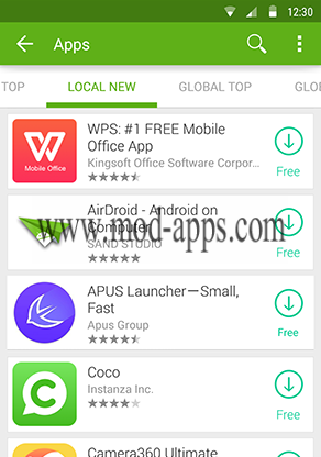 1mobile market apk for android 2018