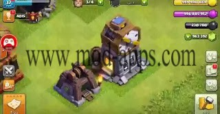 تحديث لعبه clash of clans كلاش اوف كلانس مهكرة 2019